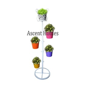 Multiple Metal Planter Stand