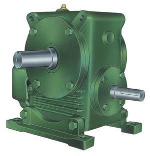 Shanthi Worm Reduction Gearbox