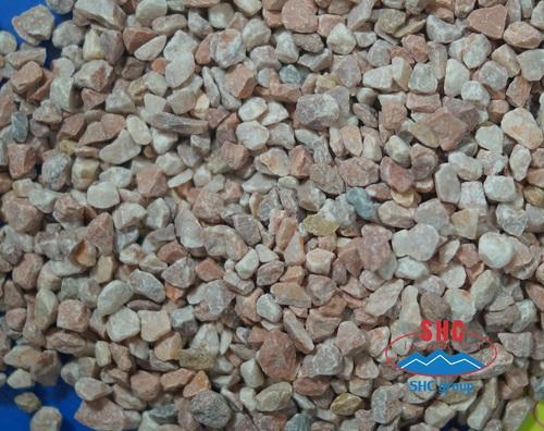 Decorative Pink Pebbles Stone