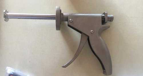 Cement Gun For Medical Use