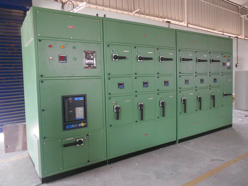 Electrical Control Panel Board In Coimbatore, Tamil Nadu - Dealers