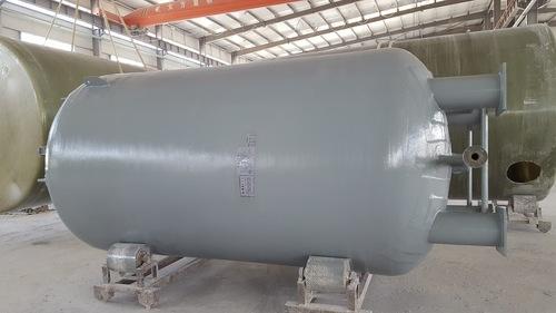Industrial Fiber Storage Tank