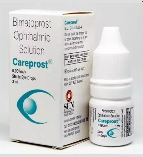 Bimatoprost Eye Drops (Careprost Eye Drops)