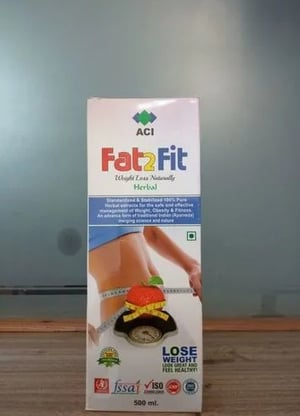 Fat2fit Juice Weight Loss Naturally