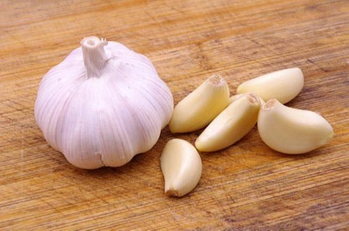 Strong Aroma Natural Garlic