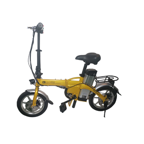 14 Inch Foldable Electric Bicycle Certifications: Ce