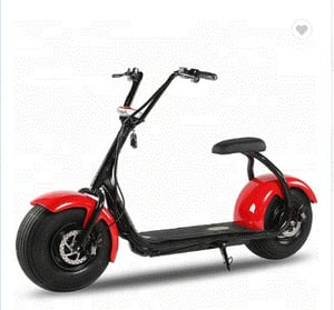 18 Inch Fat Tire Citycoco Electric Scooter