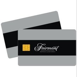 Double Sided Printing Contact Smart Cards