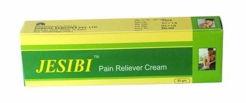 Pain Relief Cream (Jesibi)