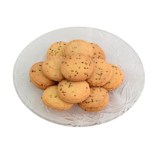 Hygienically Processed Ajwain Cookies