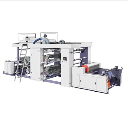 4 Colors Flexo Printing Machine (Flp-Series)