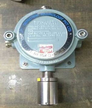 Industrial Oil And Gas Detector