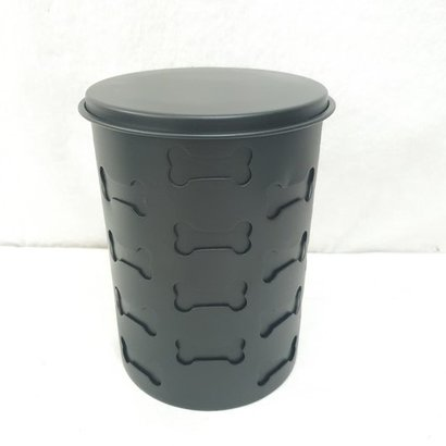 Pet Iron Container With Iron Inlay