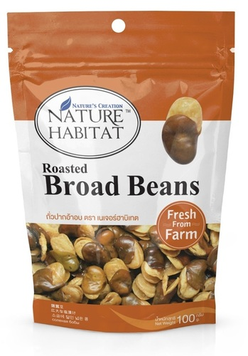 Packed Roasted Broad Bean