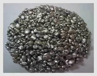 Antimony Pure Metal Shots