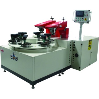 Six Stations Automatic Roughening Machine