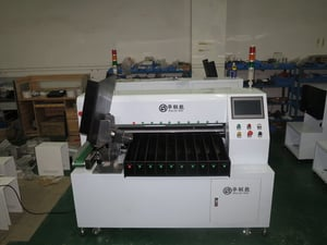 18650 Cylindrical Cells 10 Grade Sorting Machine