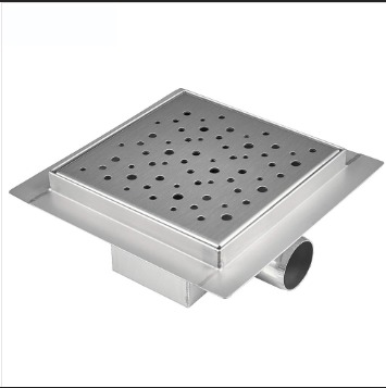Stainless Steel Square Drain