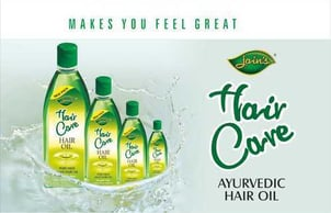 Hair And Care Oil