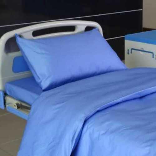 Plain Cotton Hospital Bedsheet