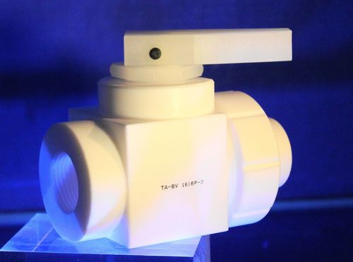 Ptfe Machined Valve