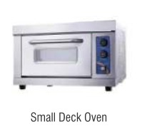 Small Deck Oven
