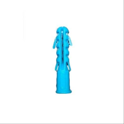 Blue Color Plastic Wall Plug