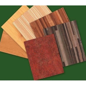 Finely Finished PVC Plywood Sheets