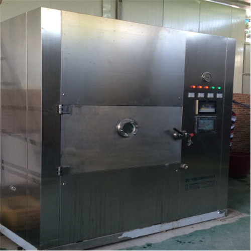 Microwave Vacuum Drying Machine For Fruits, Vegetables