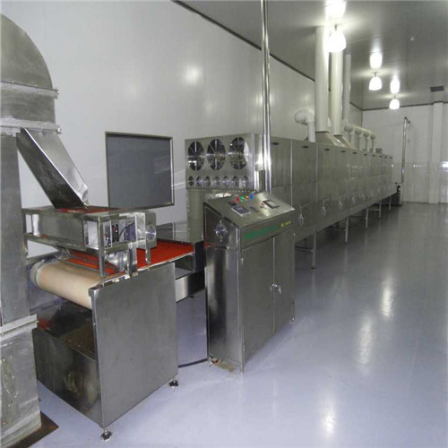 Tunnel Type Industrial Black Pepper Drying Machine