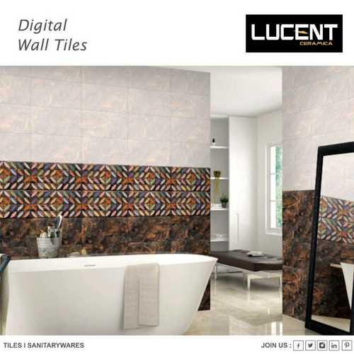 Bathroom Digital Wall Tiles