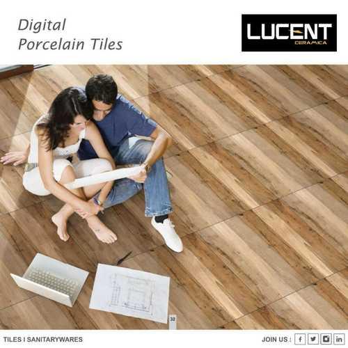Digital Porcelain Floor Tiles