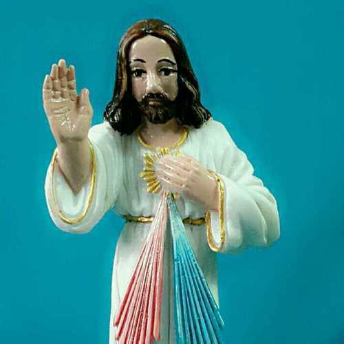 Durable Divine Mercy Jesus Statue