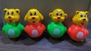 Musical Roly Poly Toy