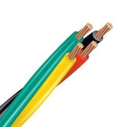 Pure Copper Electrical Cable