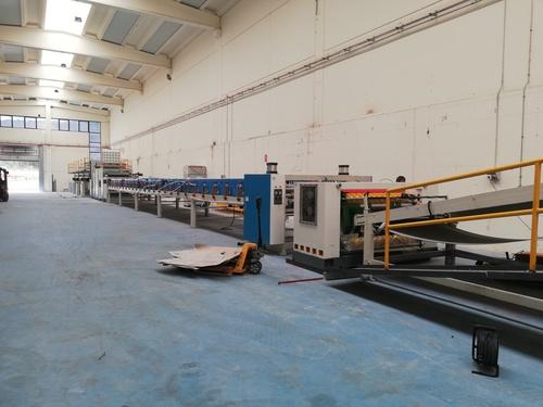 Paper Hardboard Machine For Paper Slip Sheet Production