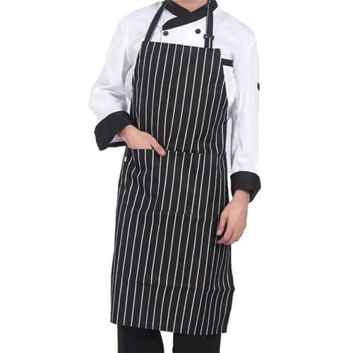 Black Color Restaurant Uniforms
