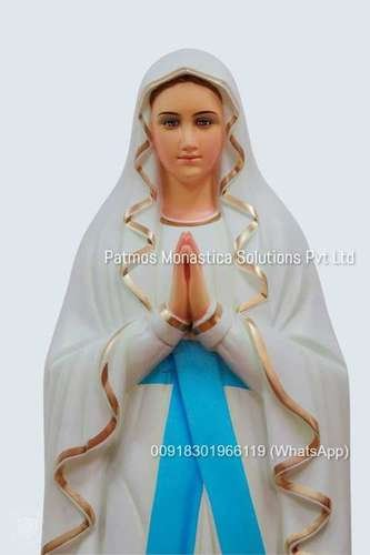 Resin Catholic Mother Mary Statues