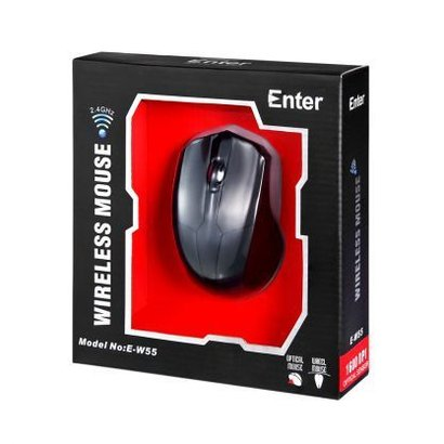 Enter Wireless Mouse Application: Computer