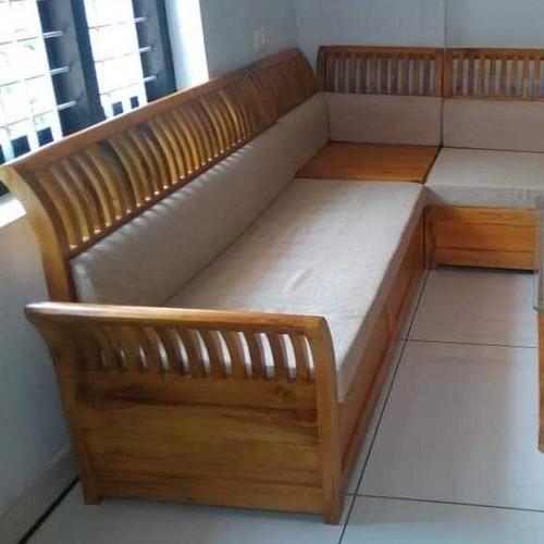 Fine Finish Wooden Sofa Sets At Price 25000 Inr Box In Mavelikara B M Home Mart