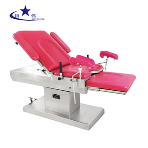 Multi Electric Gynecology Bed