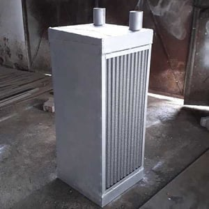 Oil And Steam Heating Industrial Radiator