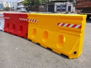 Road Barrier For Safety