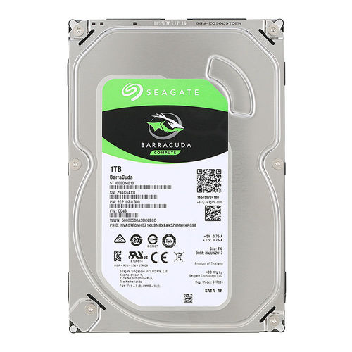 Seagate Barracuda Internal Hard Disk