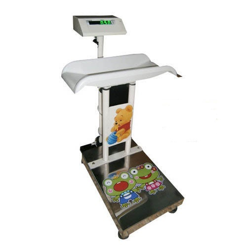 Baby Cum Adult Weighing Machine