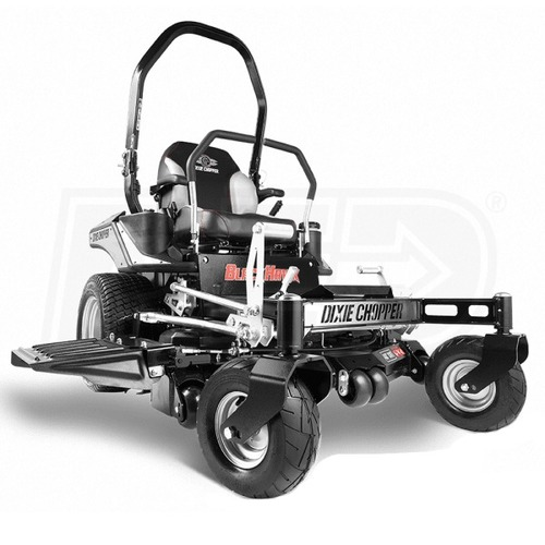 22HP Kawasaki Zero Turn Lawn Mower