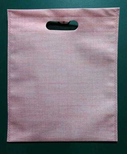 Pink Color Non Woven Carry Bags