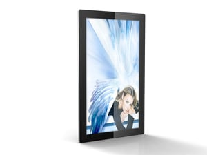 POS Android Advertising Display