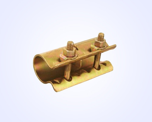 Galvanized Type Of Couplers Scaffolding Pipe Clamp, Sleeve Coupler