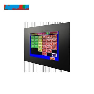 Lcd Monitor With Ir Touch Screen Compatible 3m